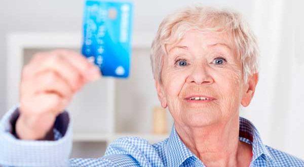 Сссвыплата пенсионерам за социальную карту