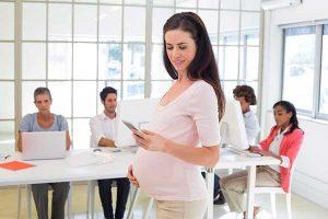 Существующие права беременных на работе