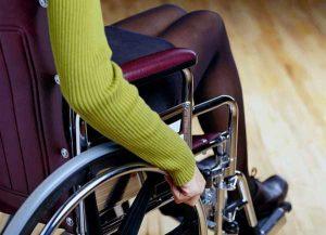 Об увольнении инвалида 1 группы